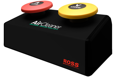 Ross AirCleaner Control Panel