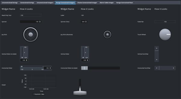 DashBoard 9.0 updated interface