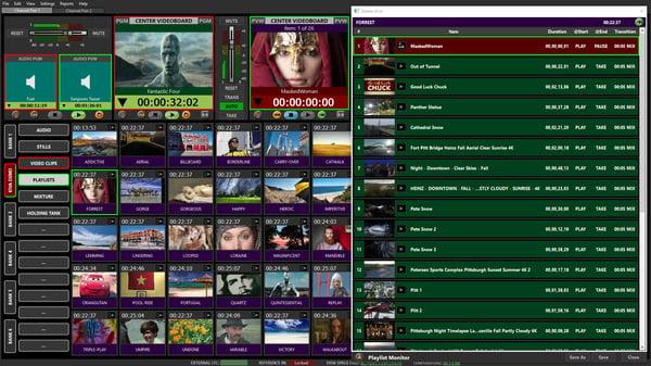 Kiva User Interface Screenshot