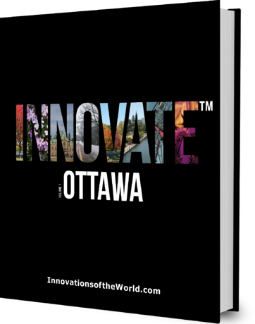 Cover of INNOVATE Ottawa book